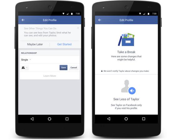 分手又不想刪好友? 臉書推新功能讓前任不再礙眼