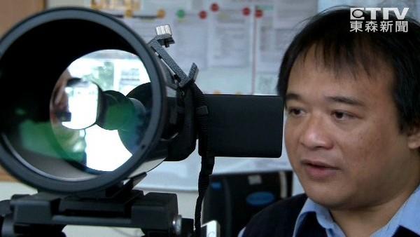 只有1秒鐘!拍到「日出綠閃」 門諾醫讓台灣見光