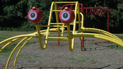 到底是怎樣的公園設施,讓地方爸媽都崩潰了呢?