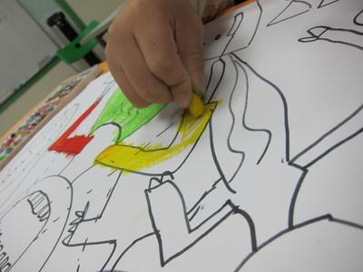 藝術教育 別忘記喜歡畫的感覺