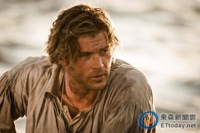 克里斯漢斯沃憶當水手的1個月 「海上全是火」最驚險