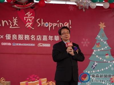 台灣電商市場蓬勃發展 廖尚文:每年成長15%以上