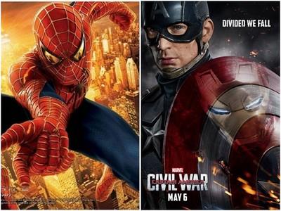 鋼鐵人說溜嘴… 蜘蛛人確定現身《美國隊長3》啦!