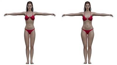女性從20歲就開始老化?!來看看姿勢與美的關係