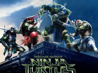 《忍者龜2》預告首播! 變種半獸人對尬梅根福克斯