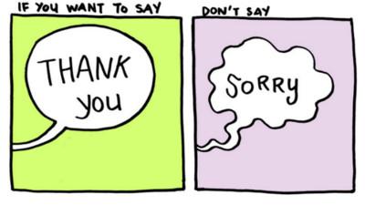 取代對不起 7種時候改說出「你有多感謝」
