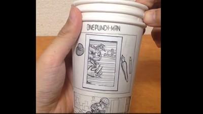 3個紙杯就能讓漫畫動起來!從沒想過紙杯也能做動畫
