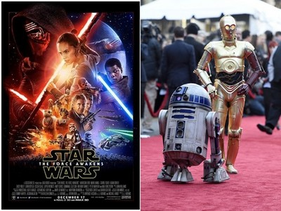 R2-D2唱阿卡貝拉! 明星Kuso《星際大戰》影片大亂鬥