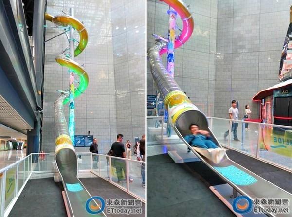 南台灣3個大人也能玩的刺激溜滑梯