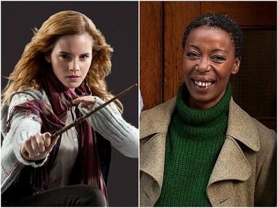 《哈利波特》推續集成年版 妙麗竟然變成黑人啦!
