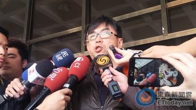 藍提告 段宜康:告我能救KMT?