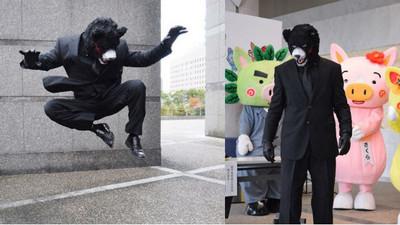 鹿兒島最新吉祥物「帥熊」登場!熊本熊又有新對手了?