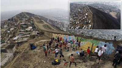 「恥辱圍牆」阻隔窮人!好野人:只是用來隔開鄰居呀