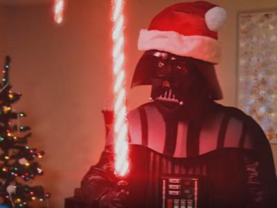 影/黑武士不堪「心中永遠的痛」 用原力毀滅聖誕節