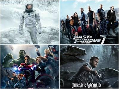 2015盜版下載最多電影 「它」狠踹《復仇者聯盟》啦!