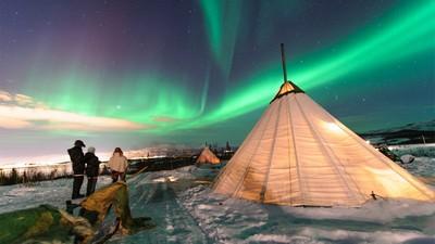 攝影師夢想極光絕景 其實最美的風景在我們身邊