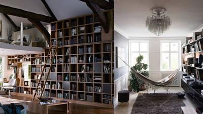 文青精選居家11種閱讀空間!還是最愛整面牆都是書