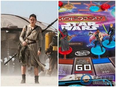 步上黑寡婦後塵 《星戰7》女性角色爆玩具商性別歧視