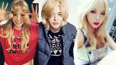 比阿豆仔還是適合!韓星「金髮精靈」排排站誰是你的❤
