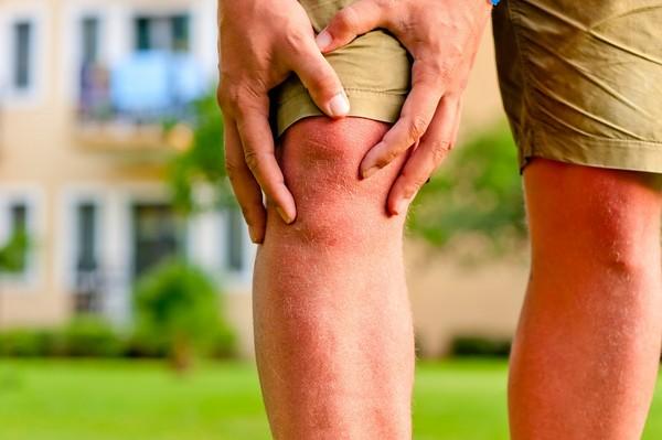 膝蓋,膝關節,退化性關節炎,關節退化,關節炎。(圖/達志/示意圖)