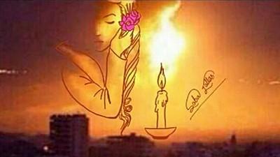 硝煙底下就是我家,葉門藝術家用繪畫為戰地妝點希望