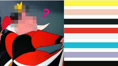 【遊戲】看顏色猜迪士尼反派,你有自信全對嗎(‵▽′)