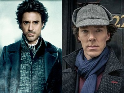 誰才是世紀大偵探? 「福爾摩斯」男星大比拼
