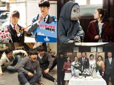 金宇彬在地上耍賴打滾! 過年必看笑中帶淚的南韓電影