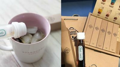 韓國高人氣「試管咖啡」 想喝還需要點實驗精神