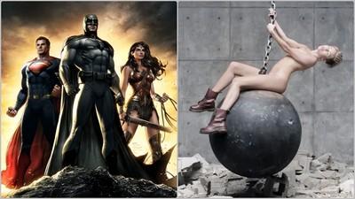 《蝙蝠俠戰超人》預告有彩蛋,你發現鐵球上的麥莉了嗎