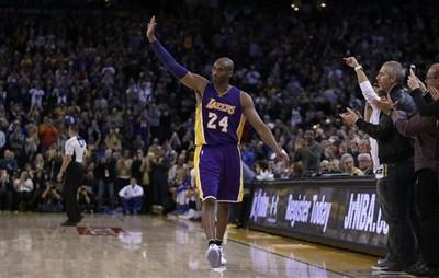 NBA紀念Kobe最佳模式