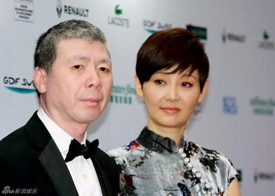 馮小剛曝14年前寫給老婆徐帆的情書:娶到妳我三生有幸