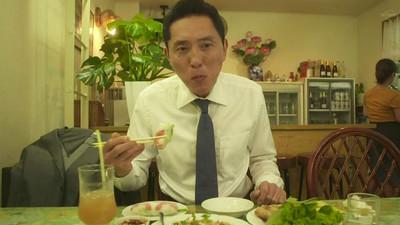 寫在筷子袋上的情書 人夫吃的不是便當而是愛啊