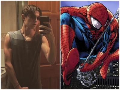 鮮肉臉+肌肉身 19歲新蜘蛛人湯姆荷蘭提早躍上大銀幕