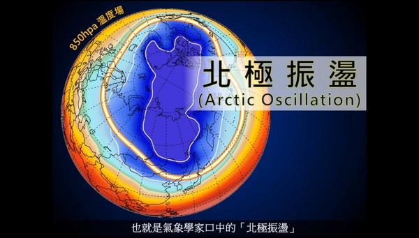 「北極震盪」讓全台冷到爆! 2分鐘快速了解為什麼