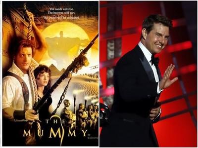 《神鬼傳奇》重開機 男主角確定是湯姆克魯斯!
