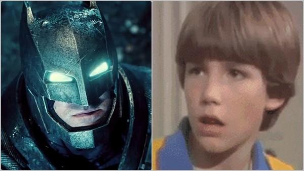 屁孩→蝙蝠俠,大明星試鏡第一次你認得出來嗎?