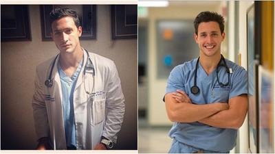 全球最帥醫生Doctor Mike~噢我全身都不舒服❤