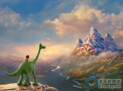 細數皮克斯30年神作!最能代表公司的竟是《恐龍當家》
