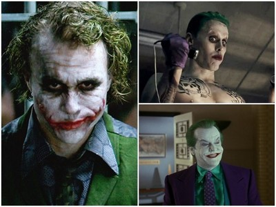 影史代表性壞蛋! 3位男星告訴你「小丑」有多難演