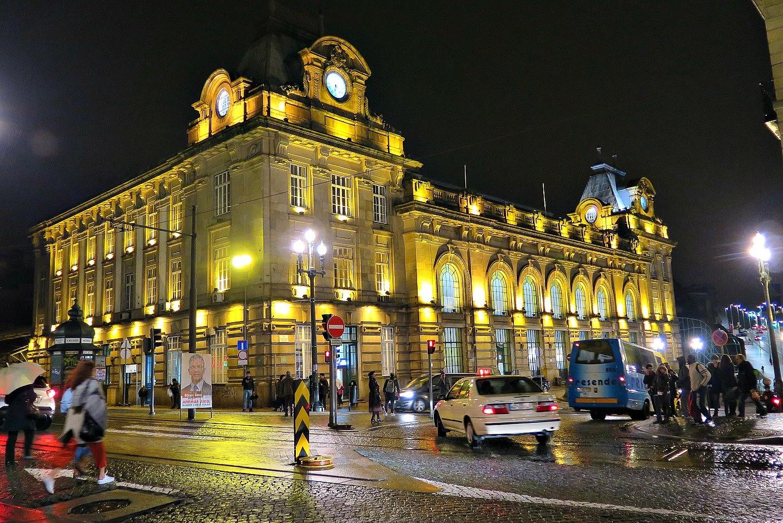 葡萄牙聖本篤車站(圖/記者游琁如攝)