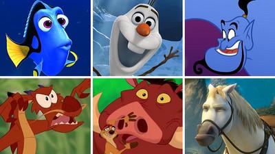 【遊戲】迪士尼裡的小跟班,誰是你的冒險夥伴?