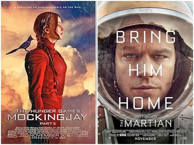 比預告還精采! 嚴選2015年15張最神的電影海報