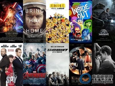 2015最值得看的10部外國片?大推《星戰7》、《玩命7》