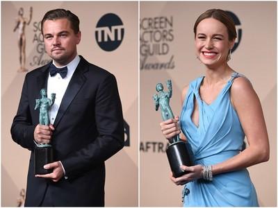 李奧納多再奪影帝! 美國演員工會獎完整得獎名單