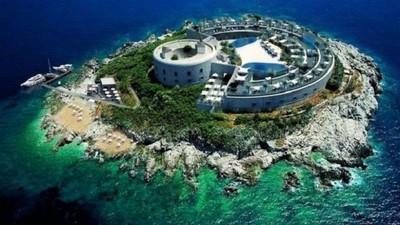 海島風豪華渡假飯店..前身是殺人無數二戰集中營