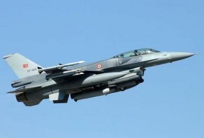 土耳其開除300名F-16飛官