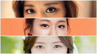 南韓女生「理想整型範本」 內雙電眼的時代終於來啦