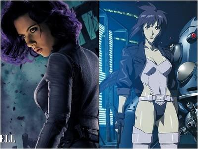 黑寡婦再扮女英雄 《攻殼機動隊》紐西蘭、香港開拍!
