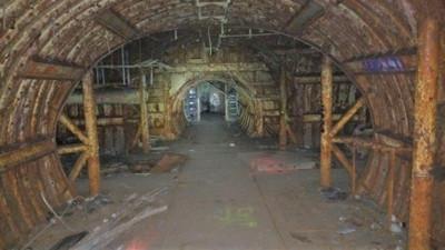 冷戰時期導彈發射井,變廢墟後..根本怪物棲息的洞穴